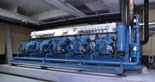 Production frigorifique